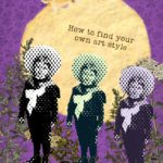 Stop being a mixed media art copycat & find your own art style