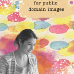 Where to find free public domain images for digital artwork