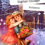 How to make a digital collage: Finding a subject